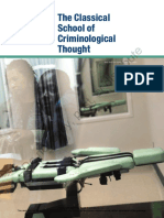 The Classical School of Criminological_Thought