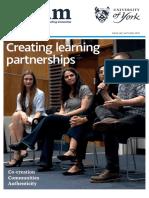 Creating Learning Partnerships