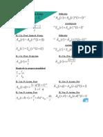 Fórmulas financieras