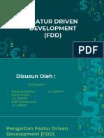 Model Proses Cepat FDD