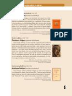 Projeto de Leitura-sinopses 12.º