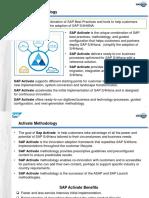 Activate Methodology Summary