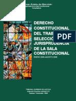 DERECHO CONSTITUCIONAL DEL TRABAJO