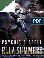 Ella Summers - [Legion of Angels 06] - Psychic's Spell