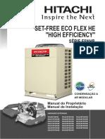 Manual de instalação SETE FREE