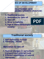 Kuliah Teori Pembangunan 2