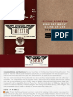 11900 003 Pickup Booster Manuals