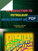 [p.T] Petroleum Development Geology