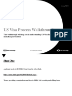 US B1 Visa Form Filling Guidance