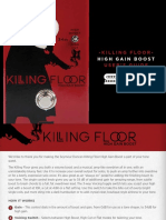 KilingFloor User Manual Web