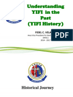 Understanding the YIFI in the Past Fidel 1