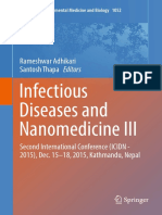 Infectious diseases and nanomaterials