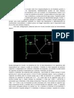 Resumo Oscilador Multivibrador Astavel