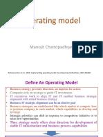 L3 Operating Model