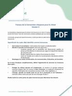 Travaux de La Convention Citoyenne Pour Le Climat Session 3