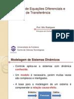 Aula 03_Solucao de Equacoes Diferenciais e FT