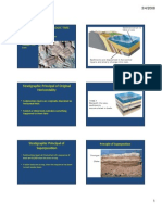 [p.T] Stratigraphy Geologic Time