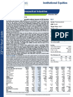 Sun Pharma-2QFY20 Result Update-8 November 2019