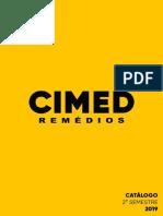 Catálogo Cimed 2019 - 2 Semestre-1