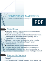 Chap4 Developing the Marketing Mix