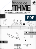 Methode Rythme Volume2