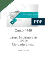 Mercado e Profissões - Linux