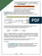 Fonction Acquerir Les Informations_capteurs