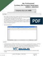 DR - Site Web