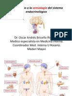 Semiología  endocrino