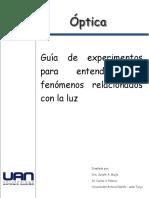 01- Guía óptica