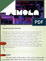 CASE 3- Demola Finland