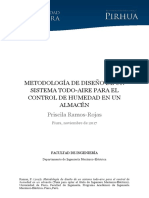 diseño control de humedad