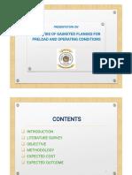Flange Paper Presentation