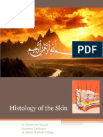 Histology of the Skin