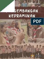Buku Ajar Pengembangan Kepramukaann