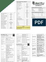 Guia de Referência LibreOffice