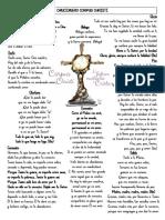 Cancionero Corpus Christi