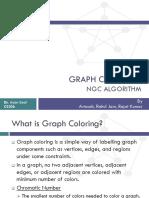Graph Coloring Algorithm