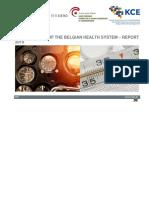 Performance Belgian Health System