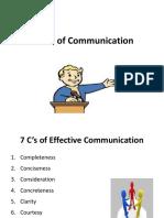 7 C`s of Communication