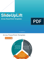 Arrow PowerPoint Templates