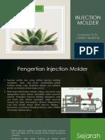 Injection Molder Aslinee