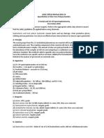 2018.14 Quantitation of Aloe Vera Polysaccharides