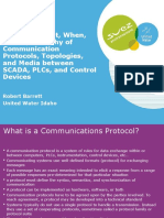 1_The How, What, When, Where and Why of Communication Protocols, Topologies and Media Between SCADA, PLCs