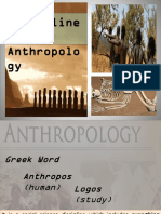 SOCIAL SCIENCE - Anthropology