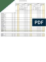 Matriz Planificación Anual