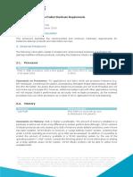 Requerimiento de hardware para softwares Datamine