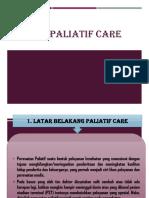 Konsep Paliatif Care