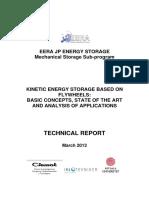 kinetic energy storage