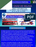 Conf Par AMROUCHE Ali Journee Information Sur La Securite Sociale